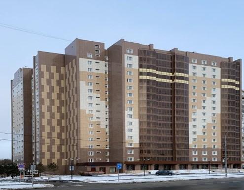 Квартира в «Орехово-Борисово» ЖК «Грильяж»
