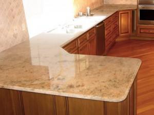 Кухонные столешницы из камня