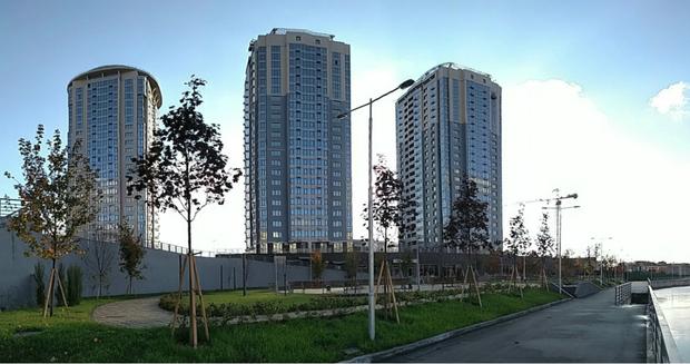 Благоустройство прибрежных зон за счет строительных компаний в Киеве