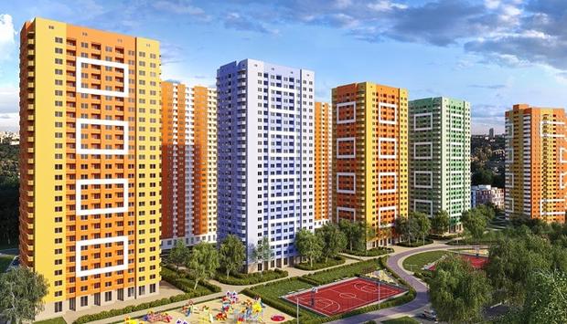 Жилой комплекс Orange City: новый уютный дом в Киеве