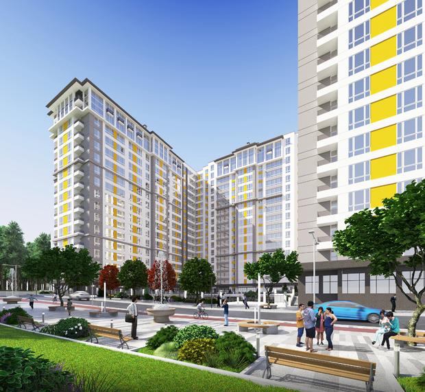 Рассрочка на покупку жилья в ЖК «Green Side»