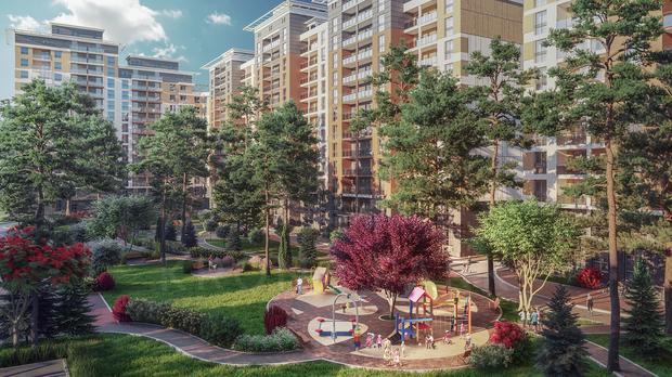 Старт продаж квартир в третьей очереди ЖК «Krona Park»